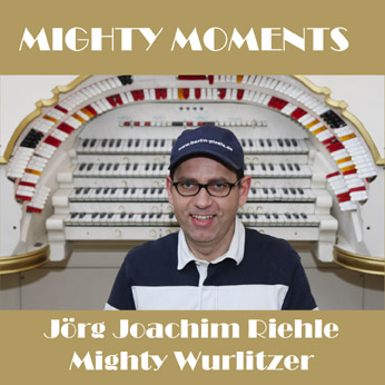Mighty Moments CD Cover